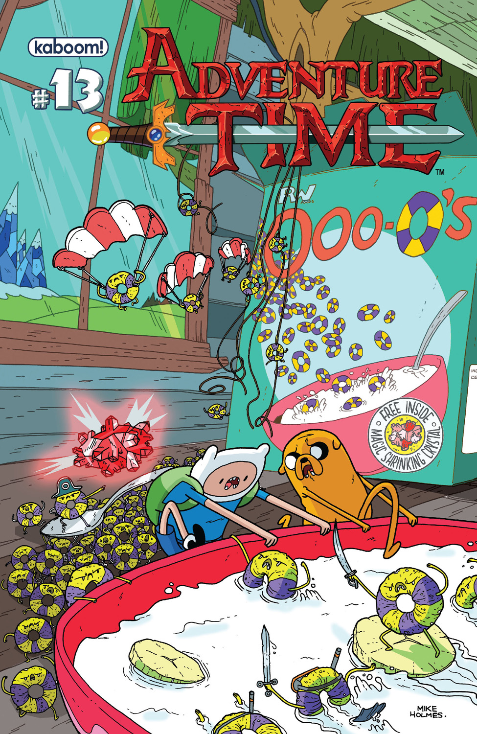 Tuesday Preview Adventure Time 13 Insufficient Scotty